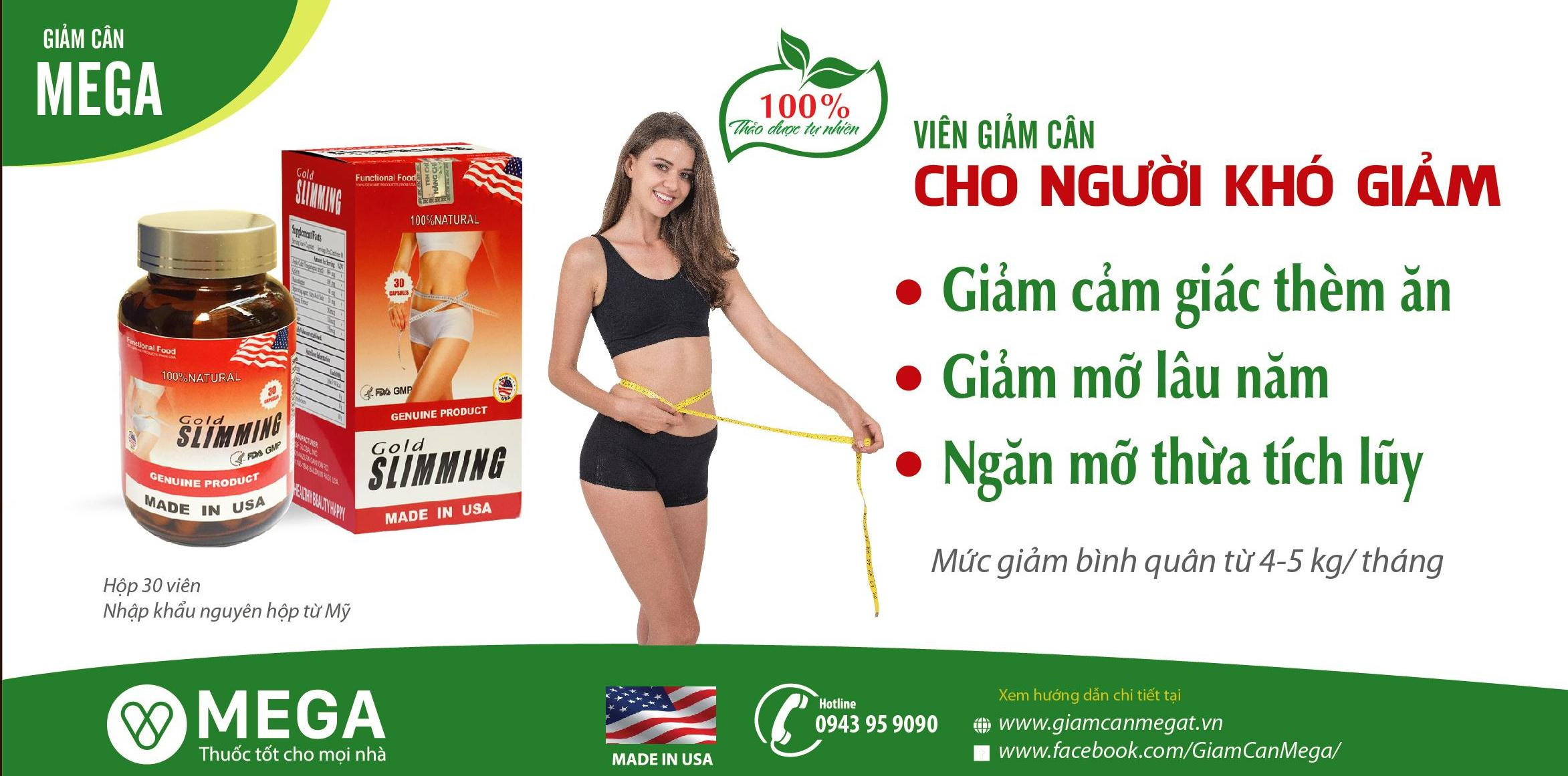 Gold Slimming mới